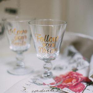 Бокалы&стаканы &рюмки