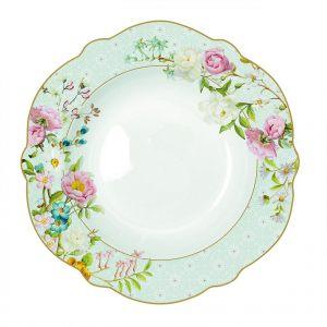 """Тарелка суповая """"Spring Festival"""""""