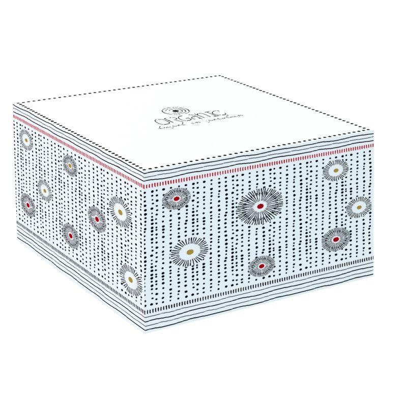 """Чайник заварочный """"Organic collection"""" в цветной упаковке"""