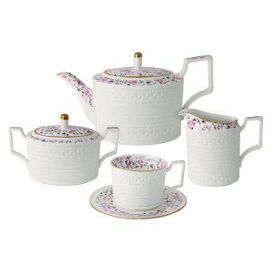 """Чайный сервиз из 15 предметов на 6 персон """"Стиль"""""""
