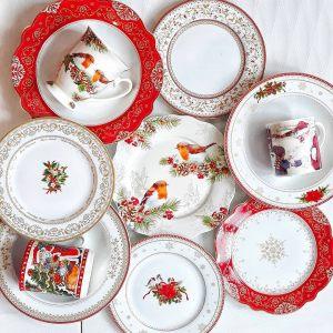 Тарелка суповая Hermitage 23 см