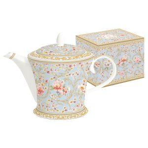 """Чайник """"Majestic"""" (голубой) в подарочной упаковке"""