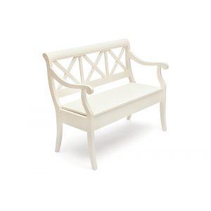 Скамейка с ящиком «Alba»