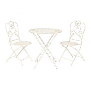 """Комплект """"ELEGANTE"""" (стол и 2 стула)"""