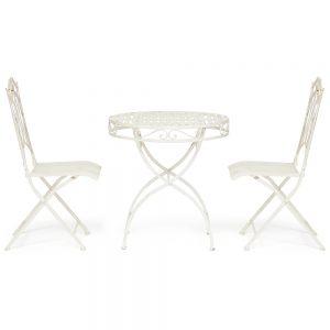 """Комплект """"PIAZZA"""" (стол и 2 стула)"""