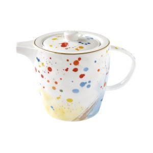 """Чайник """"Colour splash"""" в подарочной упаковке"""