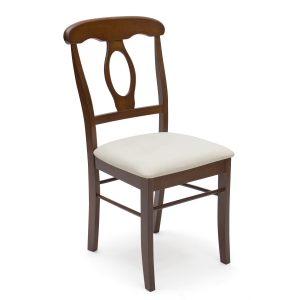 """Стул """"BONAPART"""" с мягким сиденьем"""