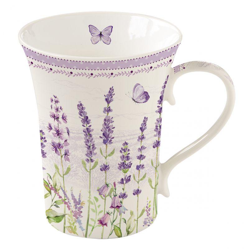 """Кружка """"Lavender field"""" в подарочной упаковке"""