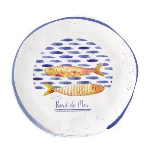 """Тарелка закусочная """"Bord De Mer"""""""