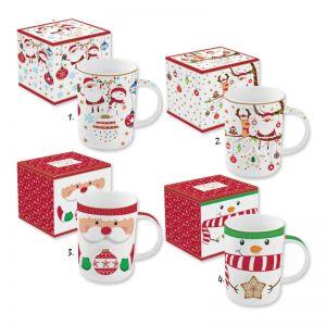 """Кружка """"Christmas friends"""" в подарочной упаковке"""