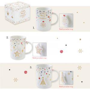 """Кружка """"Merry Christmas"""" в подарочной упаковке"""