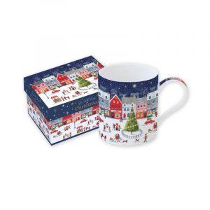 """Кружка """"With love at christmas"""" в подарочной упаковке"""