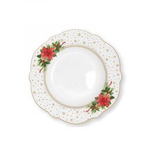 """Тарелка суповая """"Poinsettia"""""""