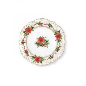 """Тарелка закусочная """"Poinsettia"""""""