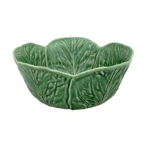 Салатник с резным краем «Капуста» 29,5 см