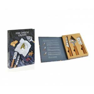 """Подарочный набор из 3 ножей для сыра """"Comfort"""""""