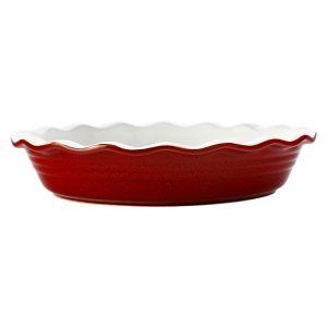 """Блюдо круглое для запекания """"Итальянская кухня"""" в подарочной упаковке"""