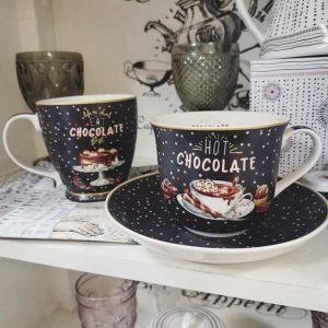 "Кружка ""Hot Chocolate"" 400 мл"