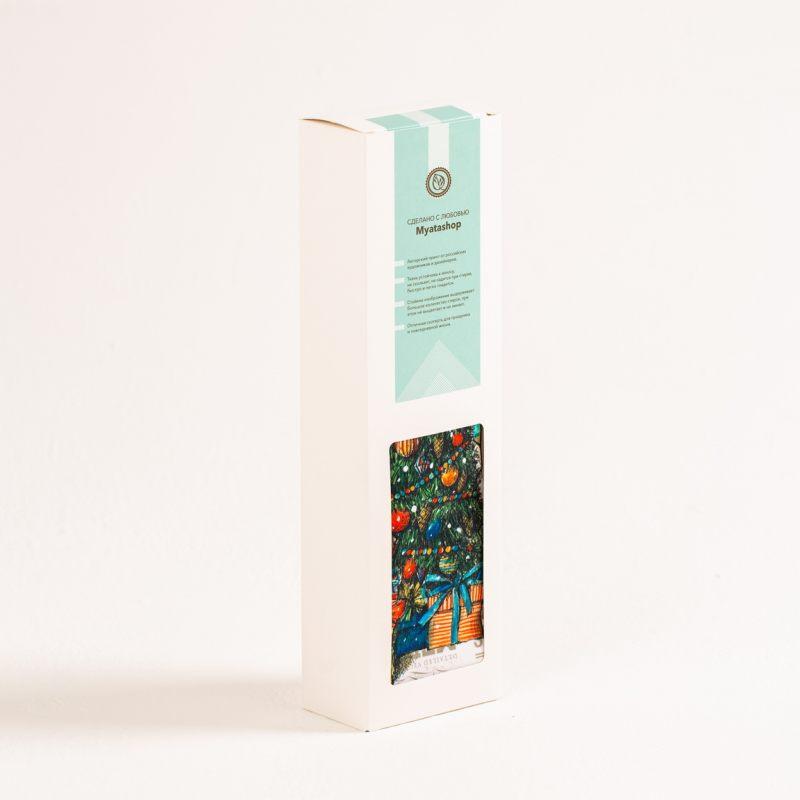 Дизайнерская новогодняя скатерть