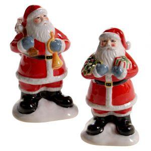 """Набор для соли и перца """"Винтажный Санта"""""""