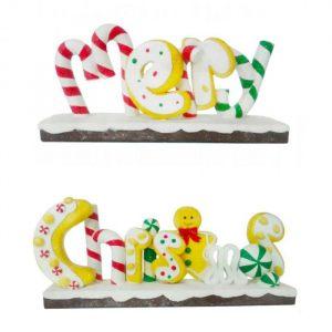 """Декор """"Merry Christmas"""""""