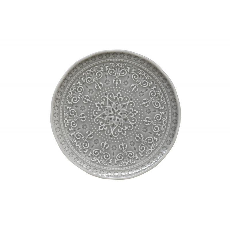 """Тарелка закусочная """"Abitare"""" без инд.упаковки"""