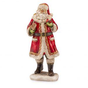 "Фигурка ""Санта с ёлкой"" 26,5 см"
