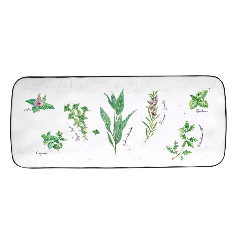 """Блюдо сервировочное """"Herbarium"""" в подарочной упаковке"""