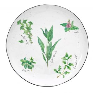 "Тарелка десертная ""Herbarium"""