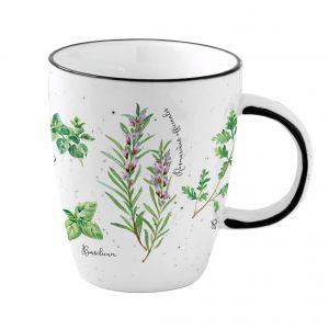"""Кружка """"Herbarium"""" в подарочной упаковке"""