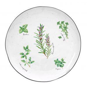 "Тарелка обеденная ""Herbarium"""
