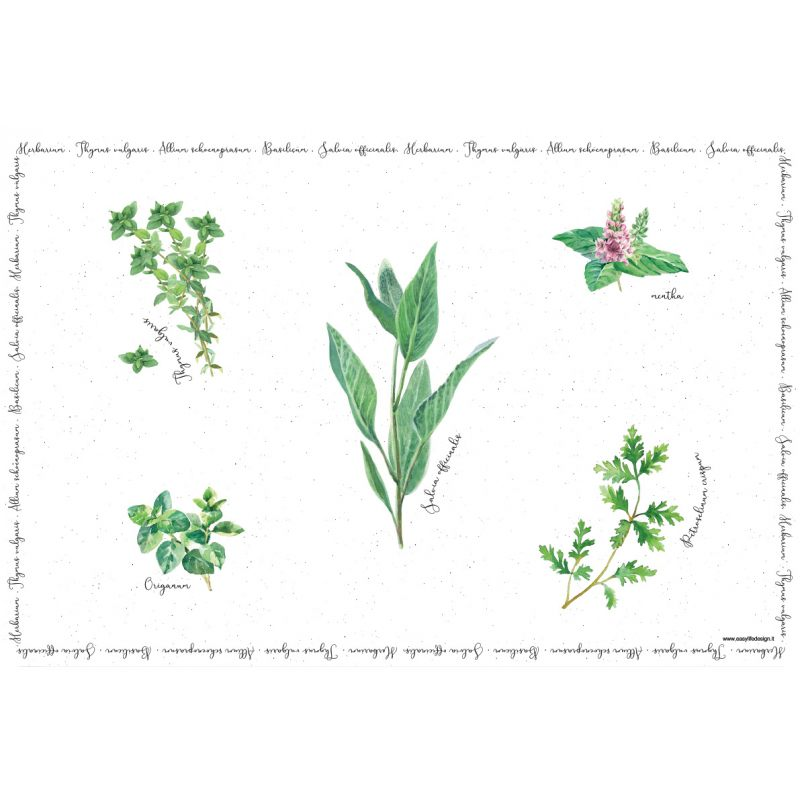 """Салфетка под горячее """"Herbarium"""""""