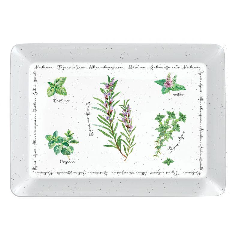 """Поднос прямоугольный """"Herbarium"""""""