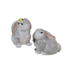 """Набор для соли и перца """"Милый кролик"""""""