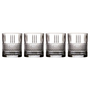 """Набор """"Verona"""": 4 стакана для виски в подарочной упаковке"""