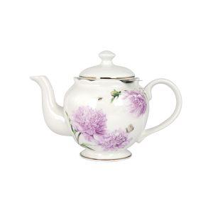 """Чайник """"Розовые пионы"""""""