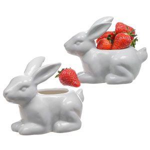 "Конфетница ""Пушистый кролик"""
