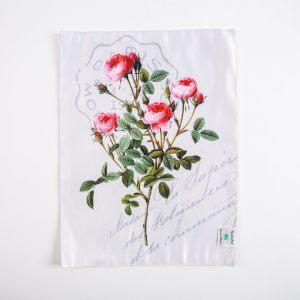 "Ланчмат ""Цветы с марками"""
