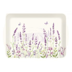 "Поднос ""Lavender field"" с ручками"