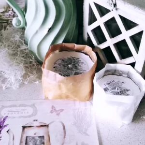 "Свеча уличная  ""Pernici Garden"" с цитронеллой в пакете цвета Гавана"