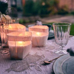 Уличные свечи