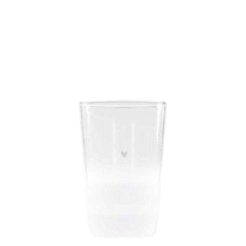 Стакан для воды прозрачный высокий