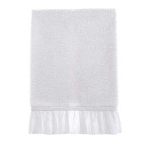 Комплект из 2 полотенец с оборками (30х50 см, 50х90 см)