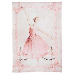Полотенце кухонное с балериной