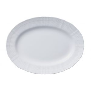 """Блюдо овальное """"Шер Бланк"""" 36 см"""
