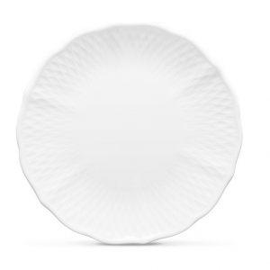 Тарелка десертная «Шер Бланк»