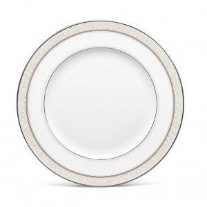 Тарелка обеденная «Монтвейл (платиновый кант)»