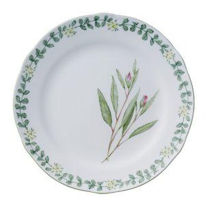 """Тарелка обеденная """"Английские травы"""""""