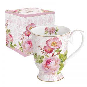 """Кружка """"Дамасская роза"""" в подарочной упаковке"""