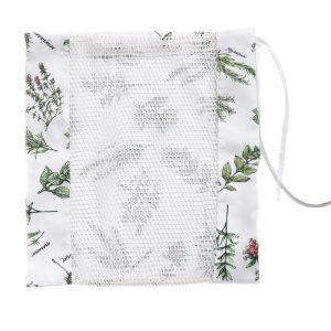 """Мешок для хранения зелени """"Пряные травы"""""""